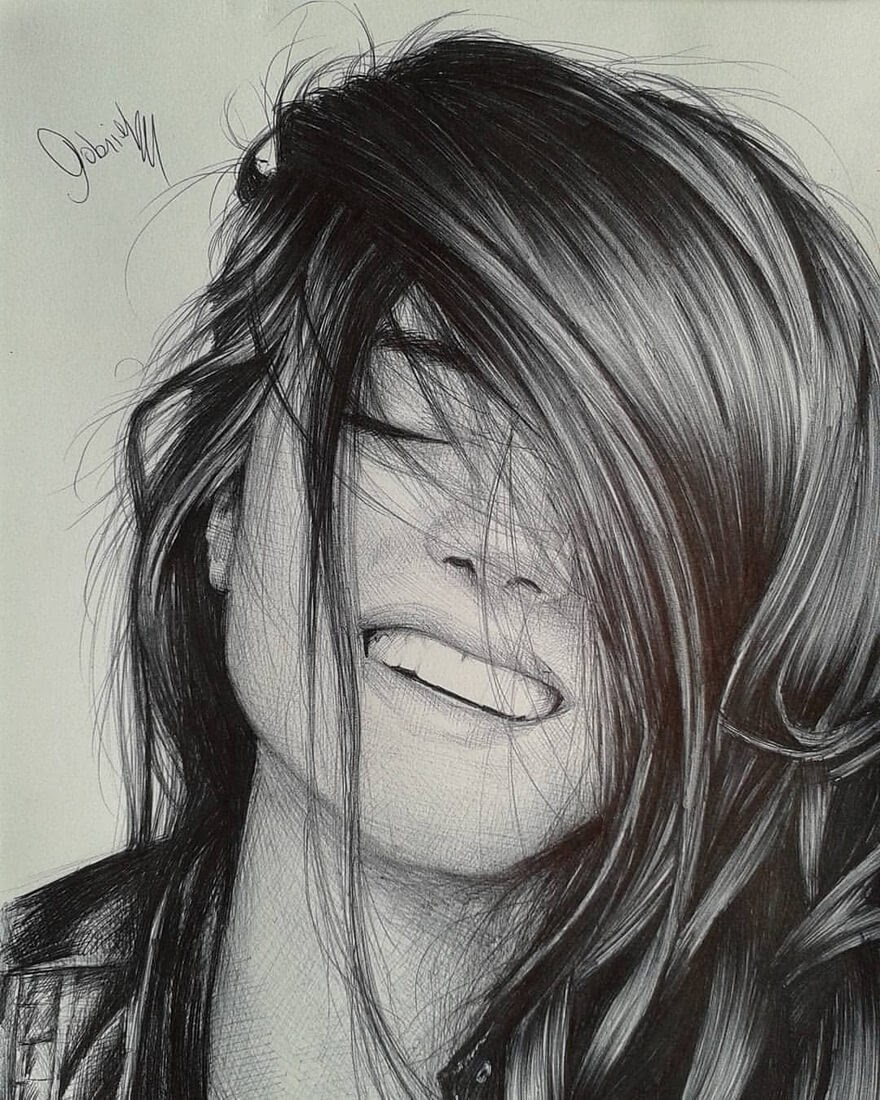 02-The-Hardship-is-Over-Gabriel-Vinícius-Ballpoint-Pen-Portraits-with-very-Different-Expressions-www-designstack-co