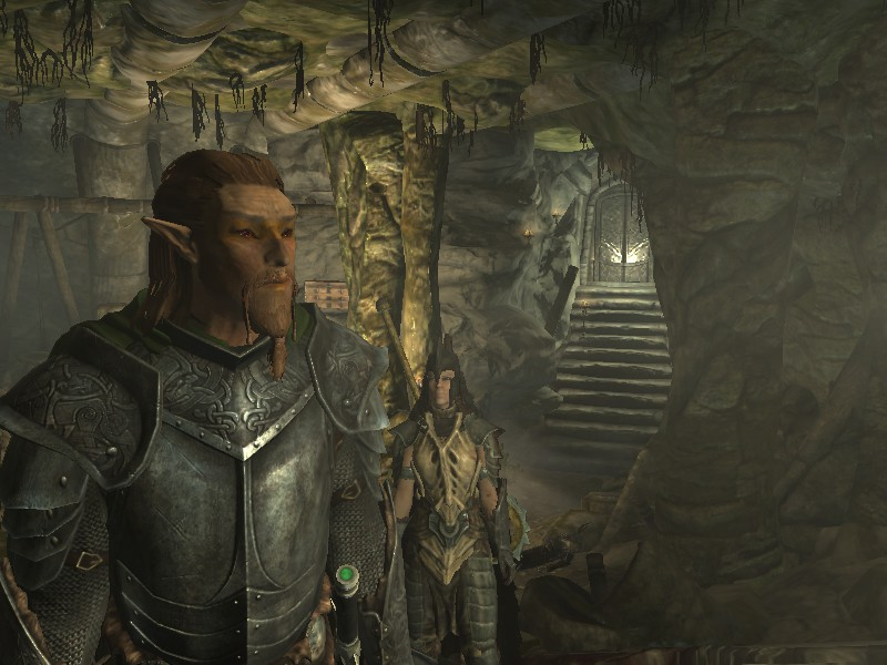 A Time Lord In Skyrim September 2013