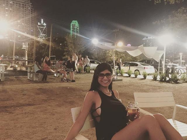 Mia Khalifa Bikini Images