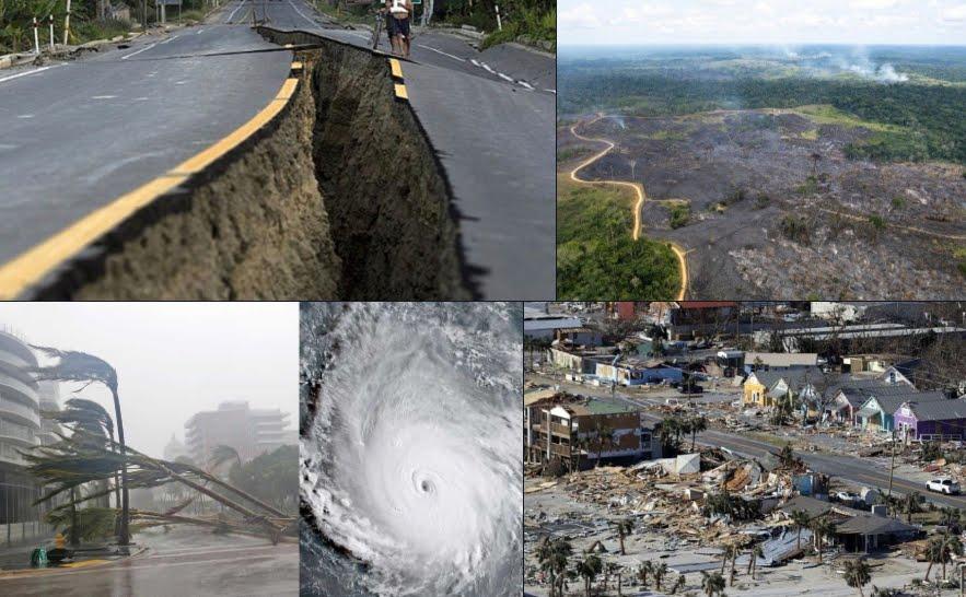 Allarme ONU per aumento disastri e catastrofi causa cambiamenti climatici.
