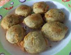 Resep praktis (mudah) kue gandasturi spesial (istimewa) enak, gurih, sedap, nikmat lezat