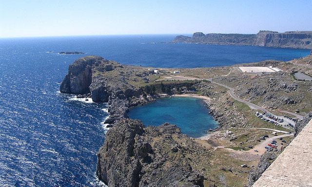 Lindos town (White town) , Rhodos Island, Greece | Trip Admin