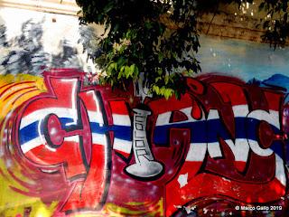 LAS PAREDES HABLAN. CHIANG MAI, TAILANDIA
