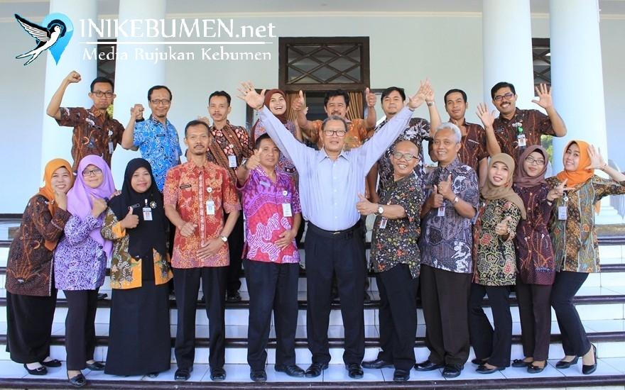 Pensiun dari PNS, Sabar Irianto Terpilih jadi Ketua PMI Kebumen