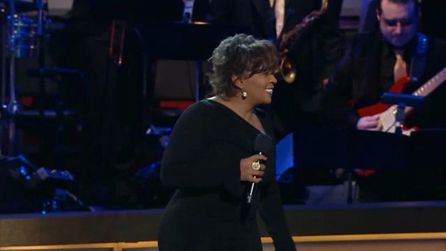Tony Pulizzi, Anita Baker, BET, Celebration of Gospel, Natalie Cole, TonyPguitar, American Idol, Gladys Knight