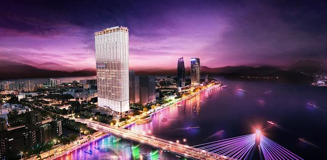 Phối cảnh của M Landmark Đà Nẵng