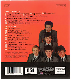 Old Melodies    : The Hollies