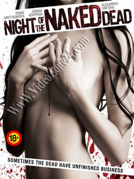 Night of the Naked Dead 2016 DVDRip 720p 250MB Poster