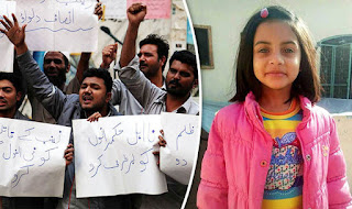 Zainab Ansari: Demonstrations raging in Pakistan over the killing of a 7-year-old girl