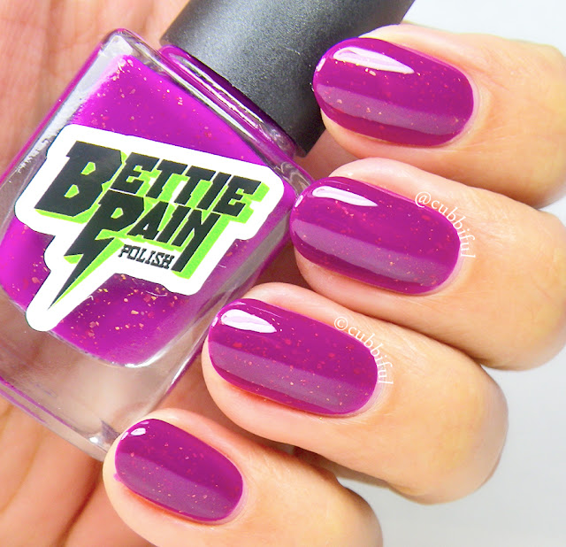 Bettie Pain Polish Purrfect