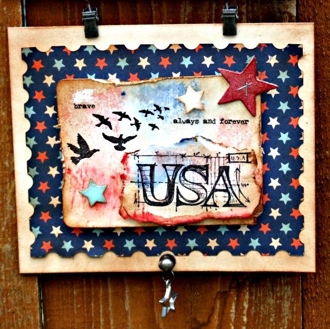 Memesartplace: Celebrate 4th Of July Home Decor