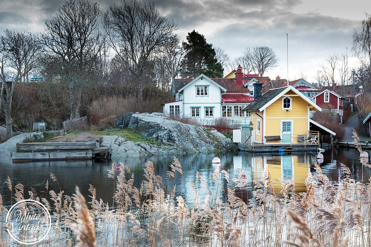 Urlaub in Vaxholm