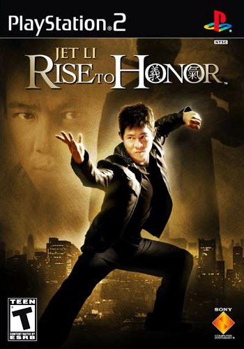 JET LI: RISE TO HONOR PS2