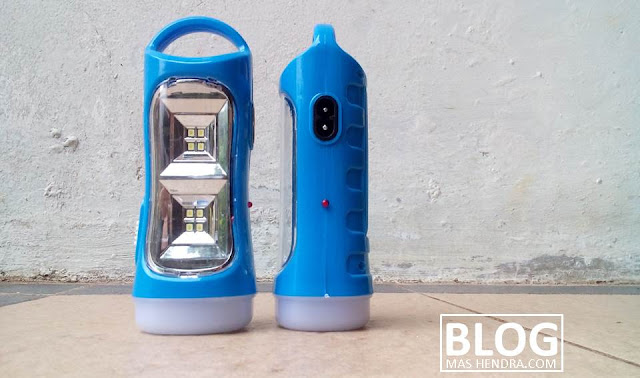 Lampu Emergency LED Murah Meriah - Blog Mas Hendra
