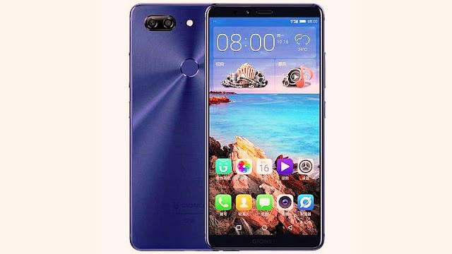 Gionie M7 is $420 in China - जीओनी एम 7 चीन में $ 420 का है जिसमें फुलव्यू डिस्प्ले, दोहरे कैमरे और 4000 एमएएच बैटरी है