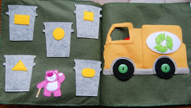 The Quiet Book Blog Magda S Toy Story Quiet Book