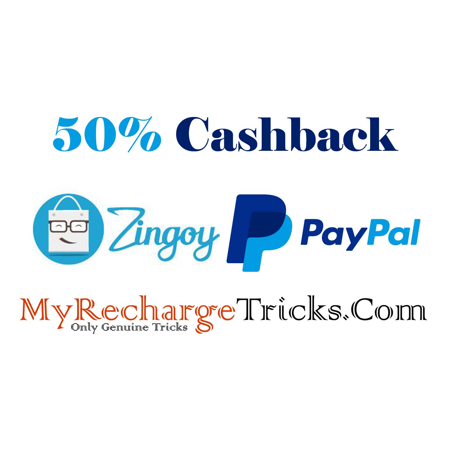 Zingoy Loot Offer – Get 50% Cashback (Max Rs200) On PayTM