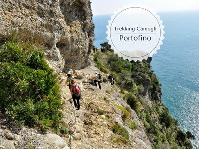 Trekking Camogli Punta Chiappa San Fruttuoso Portofino