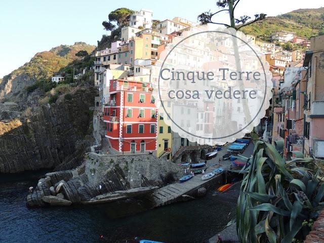 Cosa vedere alle Cinque Terre: Riomaggiore