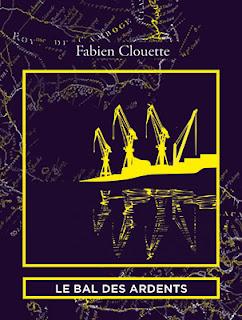 Le Bal des ardents, Fabien Clouette, éditions de l'Ogre - couv