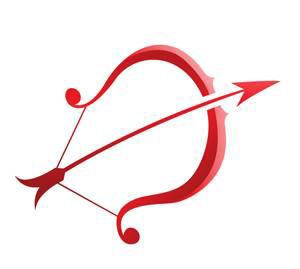 Imagen del arco y la flecha de Sagitario