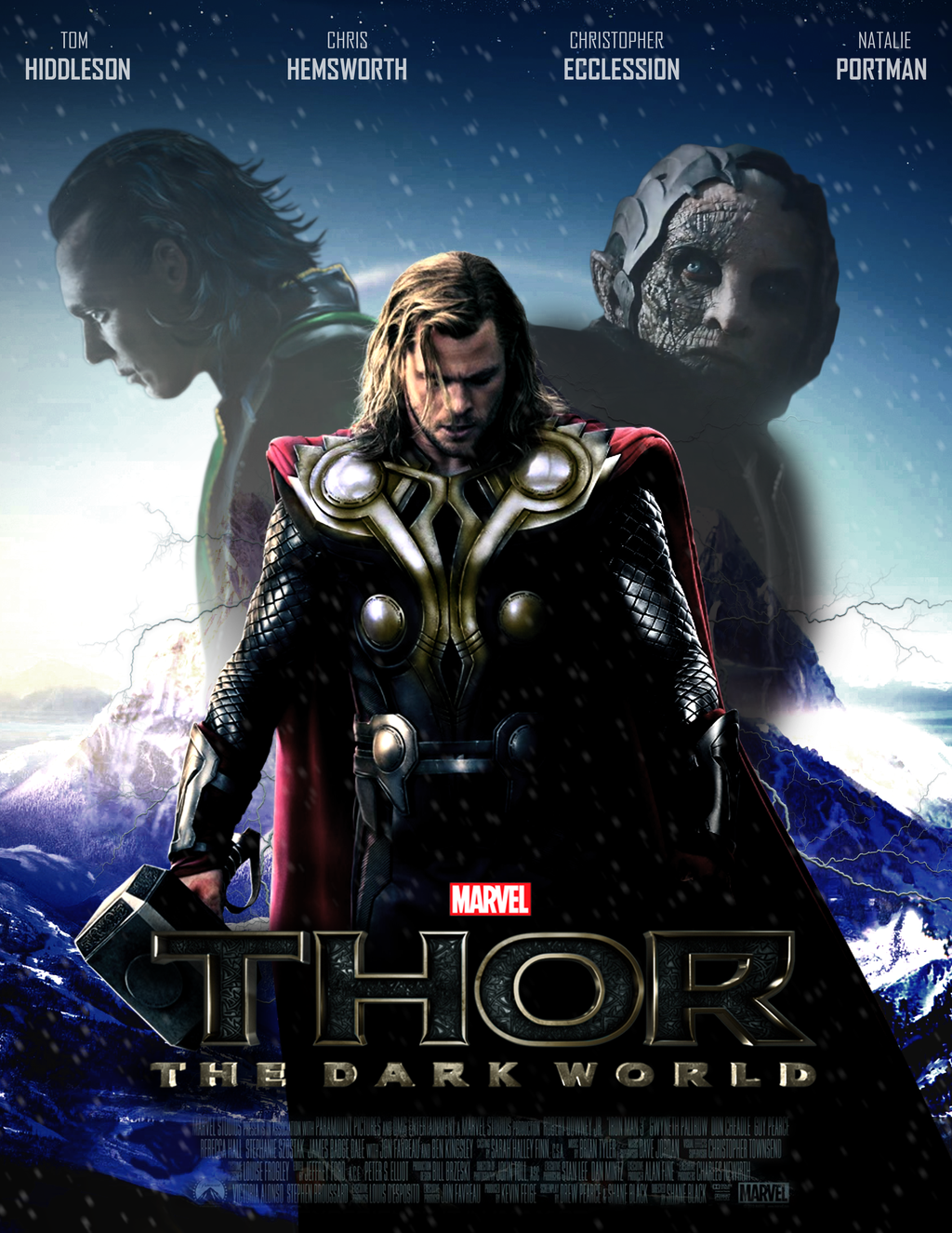 thor the dark world 2013