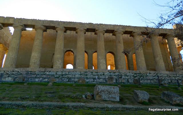 Templo de Concórdia, Vale dos Templos de Agrigento
