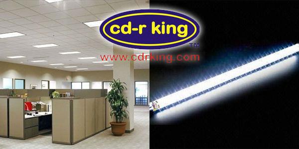 LED light tubes by CDR-King