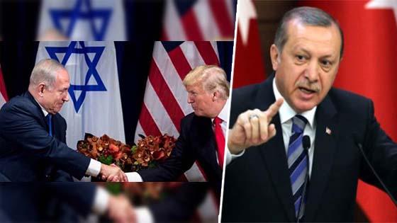 Erdogan Beri Amaran Keras Kepada Israel Dan Amerika Syarikat