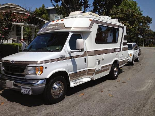used rvs 1999 chinook class b motorhome for sale by owner. Black Bedroom Furniture Sets. Home Design Ideas