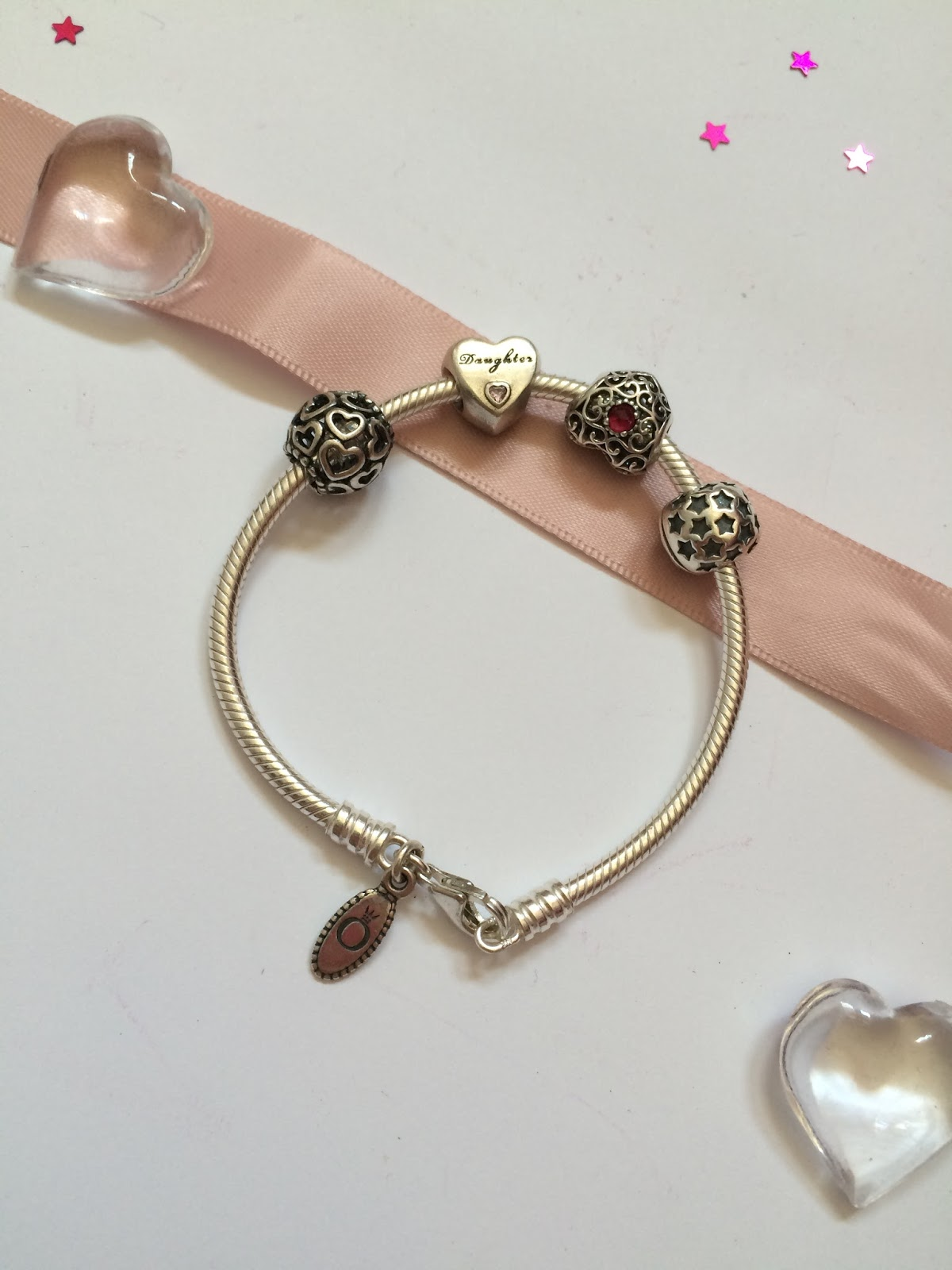 pandora pin chain fits claw lobster bracelet treasures clasp timeline european charm anklet snake style steel