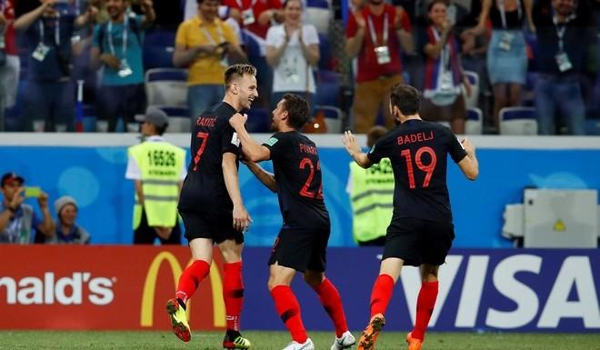 Croacia ya está en cuartos de final