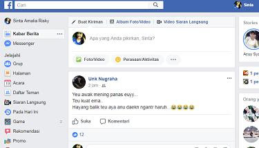 Solusi Lupa Kata Sandi Facebook