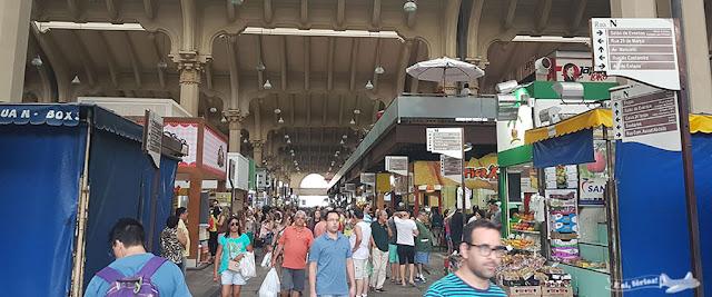 Mercado Municipal Paulistano, São Paulo, Centro