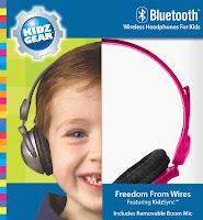 kidzgear wrels headphones