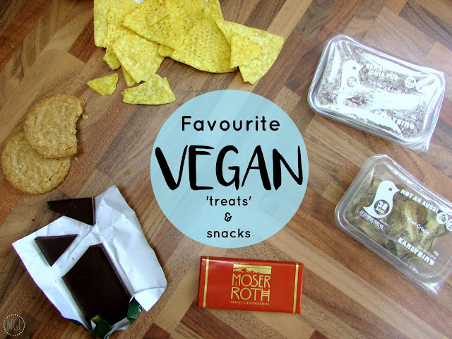 My General Life - Favourite Vegan Treats and Snacks.