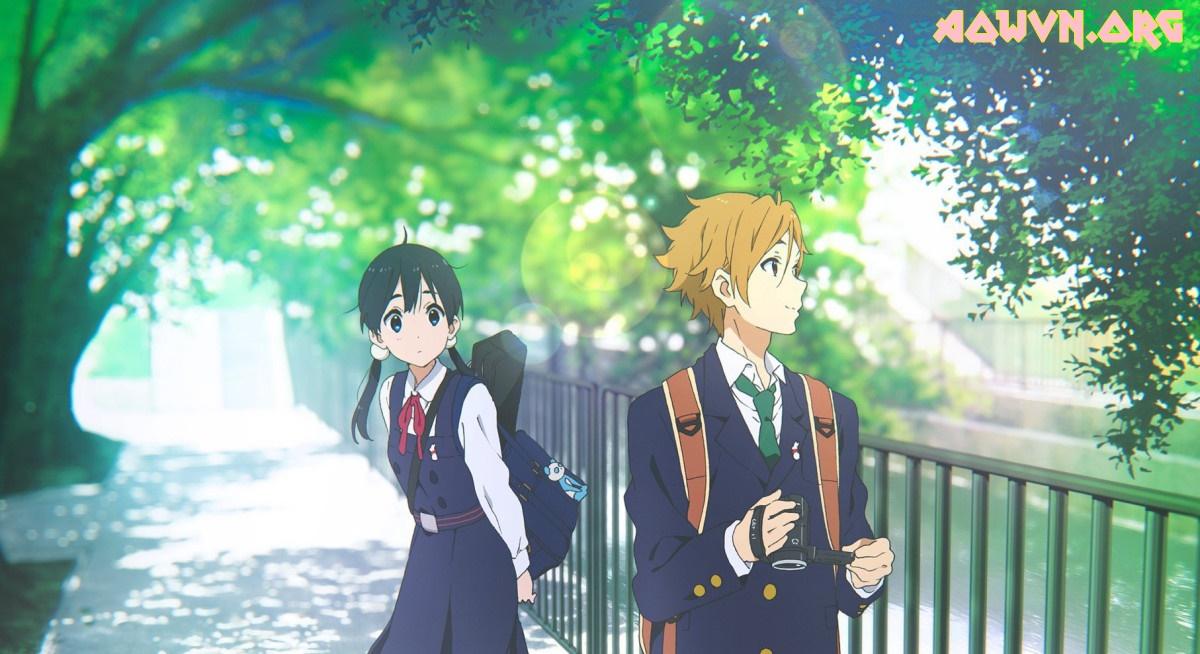 tposter e1414916473627 - [ Anime 3gp Mp4 ] Tamako Market + Movie + Special BD | Vietsub  - Tình cảm max hay - Không xem quá phí!!