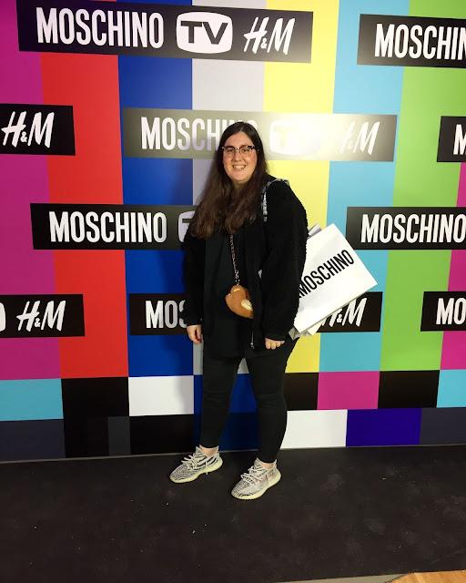 Moschino H&M preventa Madrid