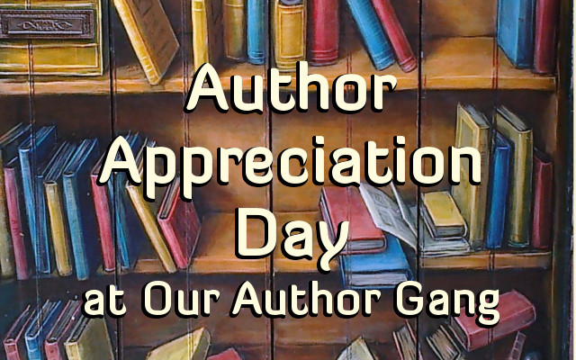 Author Appreciation Day