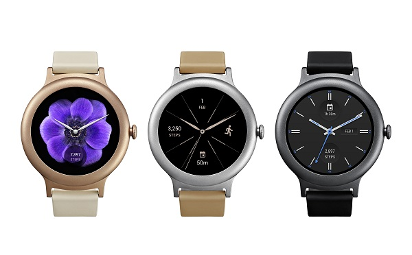 LG announces world's first Android Wear 2.0 smartwatches, the Watch Sport and Watch Style