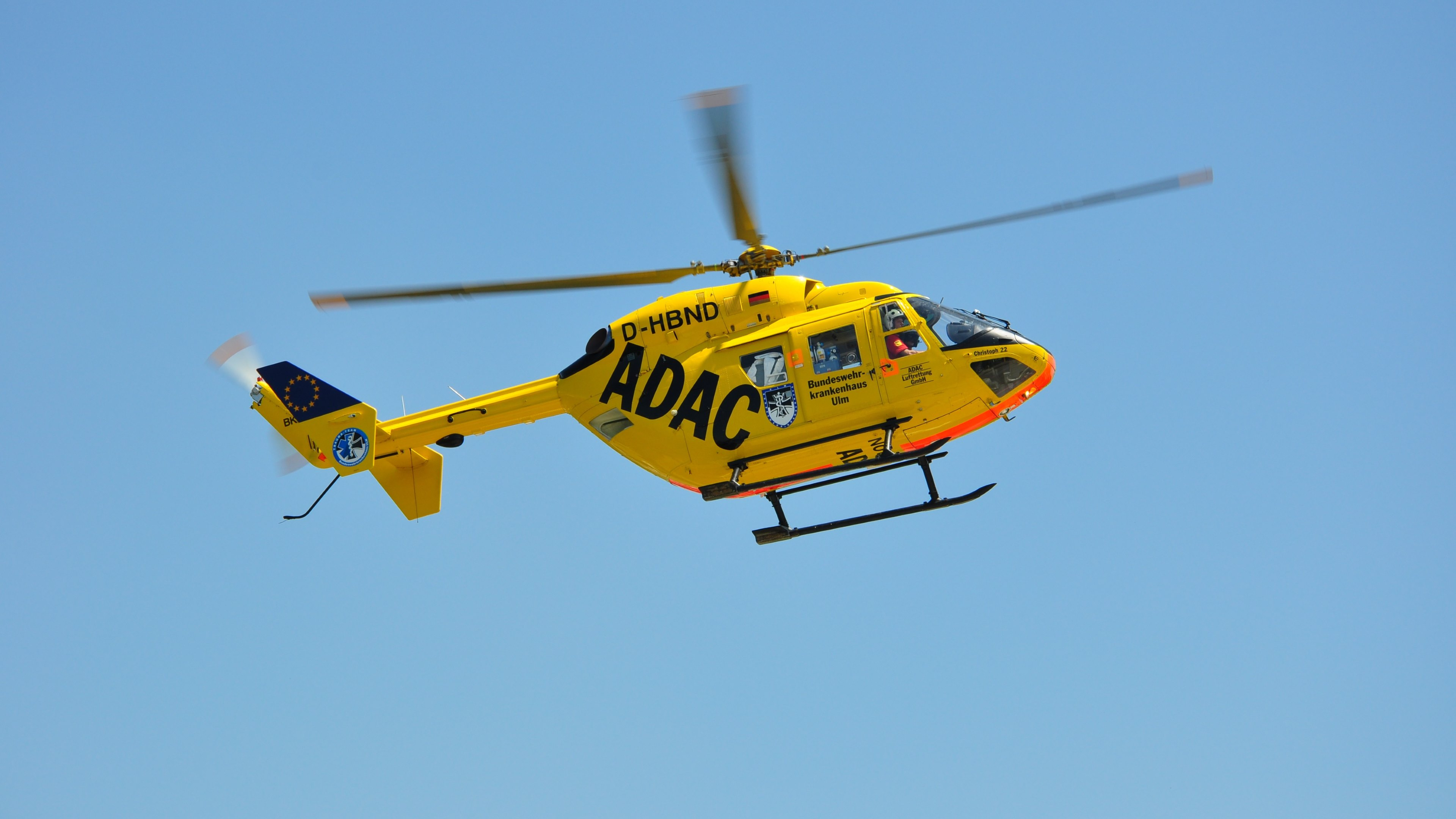 yellow helicopter | hd wallpapers · 4k