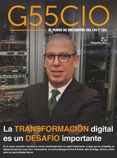 @G55CIO Edición 40 - la TRANSFORMACIÓN digital es un DESAFÍO importante - Aldo Arciniega (Cisco)