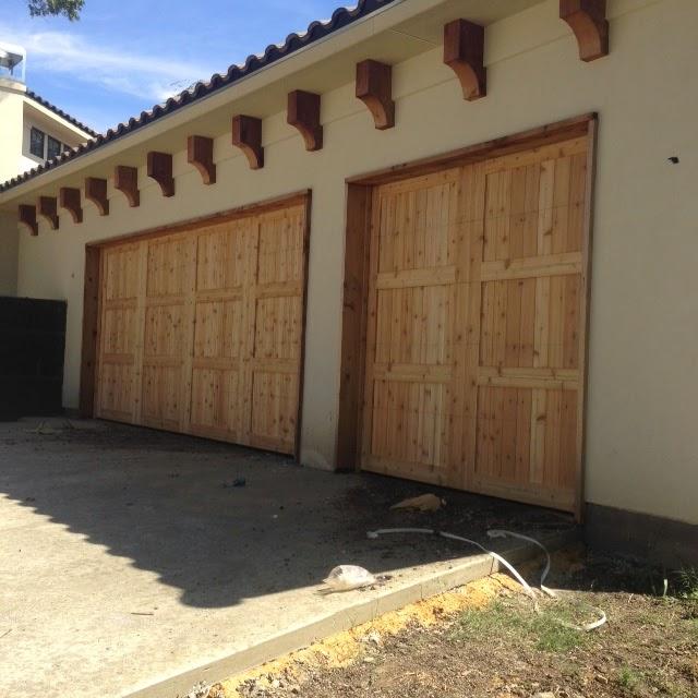 Garage Doors Repairs Amp Installations Solid Wood Garage Doors