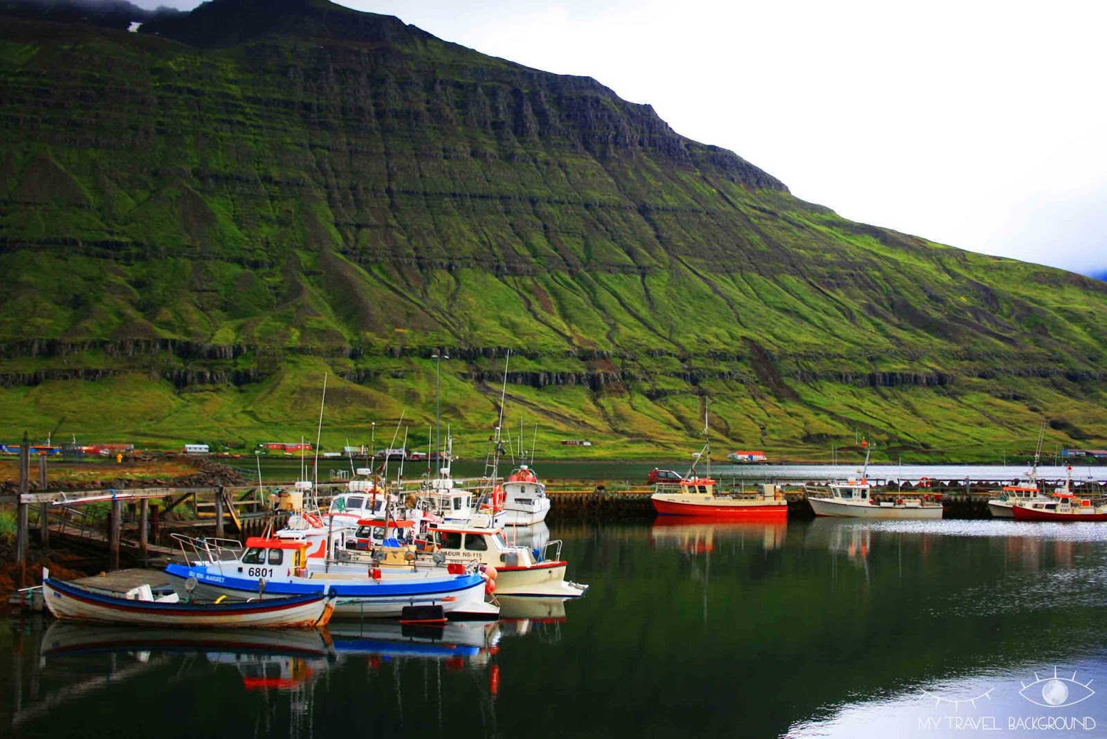 My Travel Background : 6 villes et villages découverts en 2016 - Seydisfjördur, Islande