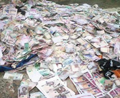 Fake naira Notes