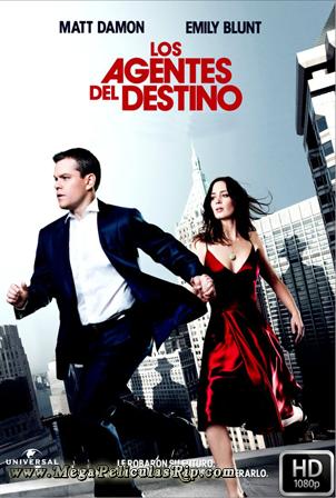 Los Agentes del destino 1080p Latino