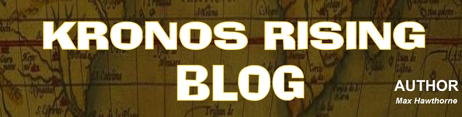 Follow Kronos Rising Blog