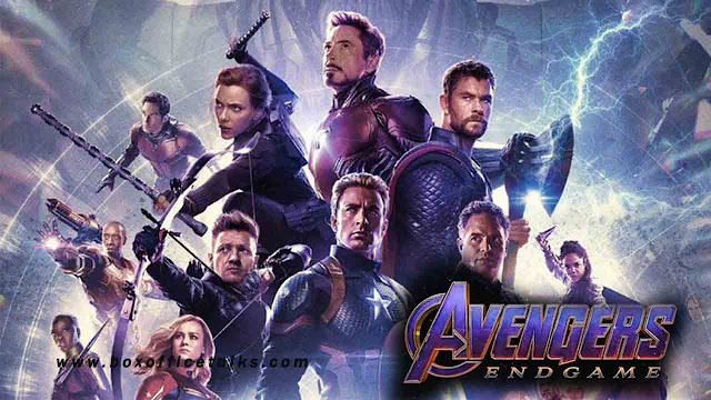 Avengers: Endgame - Movie Tickets, Cast, Run Time, Box office collections and Reviews.