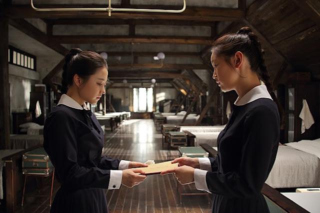 Joo- Ran et Yeon-Duk dans The Silenced