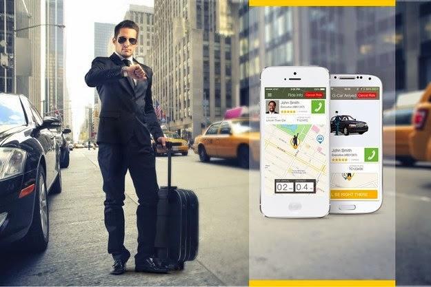 叫車新創服務角逐紐約市場,Gett嗆聲Uber合法性